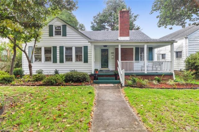 1435 Cedar Ln, Norfolk, VA 23508 (#10218696) :: Keller Williams Realty