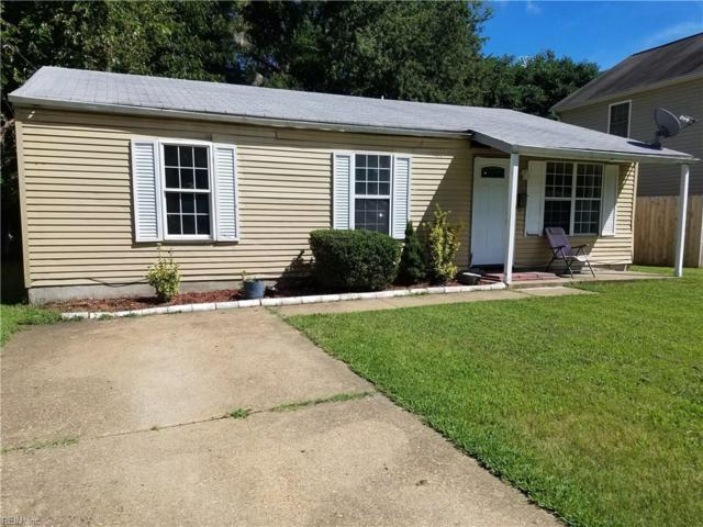 26 Dogwood St, Hampton, VA 23669 (#10218711) :: Berkshire Hathaway HomeServices Towne Realty