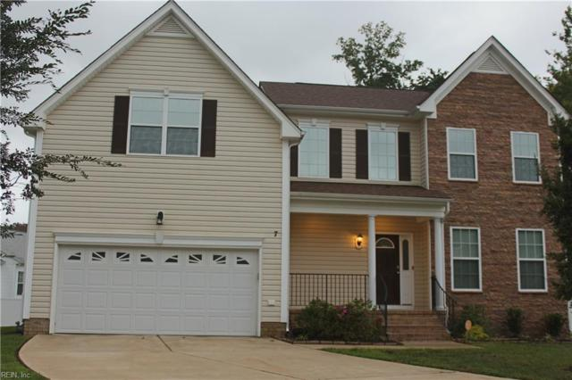 7 Cinnamon Ct, Hampton, VA 23666 (#10218770) :: Reeds Real Estate