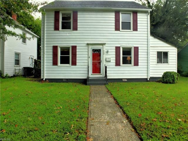 960 15th St, Newport News, VA 23607 (#10218876) :: The Kris Weaver Real Estate Team