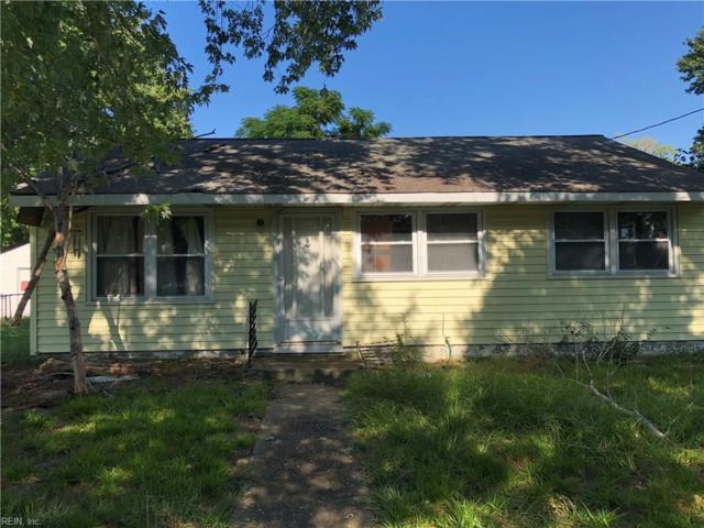 7408 Wickham Ave, Newport News, VA 23605 (#10218904) :: Abbitt Realty Co.
