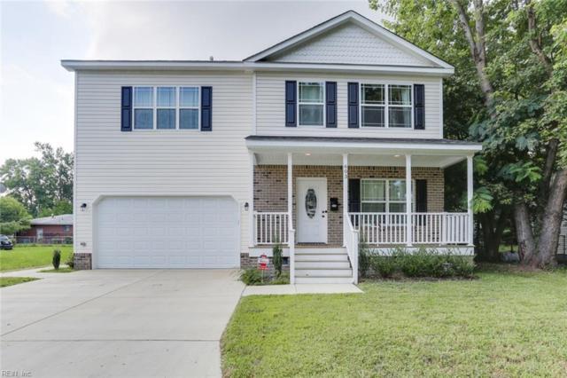 603 Maryland Ave, Hampton, VA 23661 (#10219001) :: Abbitt Realty Co.