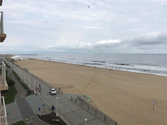 303 Atlantic Ave #603, Virginia Beach, VA 23451 (#10219070) :: The Kris Weaver Real Estate Team