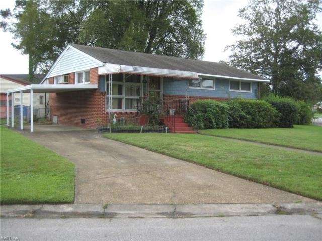 1021 Stanley Rd, Portsmouth, VA 23701 (#10219165) :: Abbitt Realty Co.