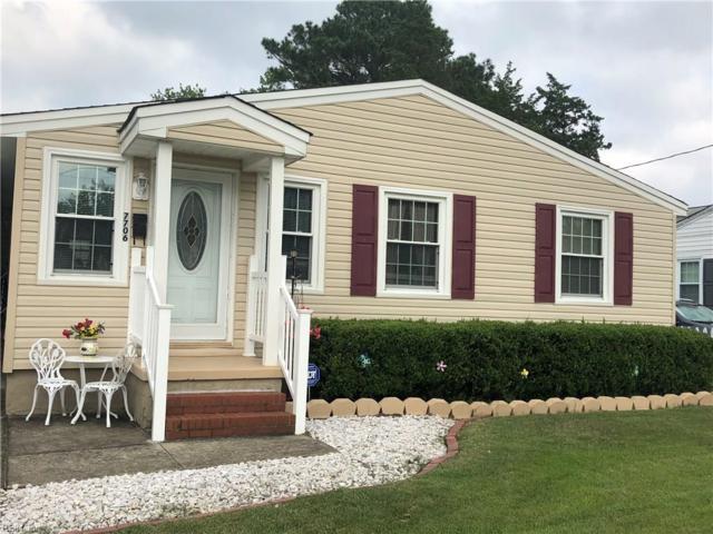 7706 Roanoke Ave, Newport News, VA 23605 (#10219174) :: Abbitt Realty Co.
