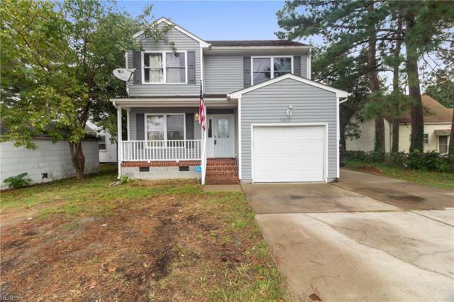 1807 Bainbridge Blvd, Chesapeake, VA 23324 (#10219211) :: Atkinson Realty