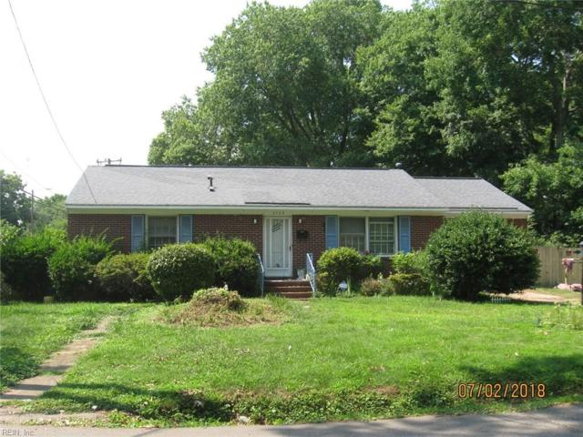 2723 Jamestown Ave, Hampton, VA 23661 (#10219235) :: Berkshire Hathaway HomeServices Towne Realty