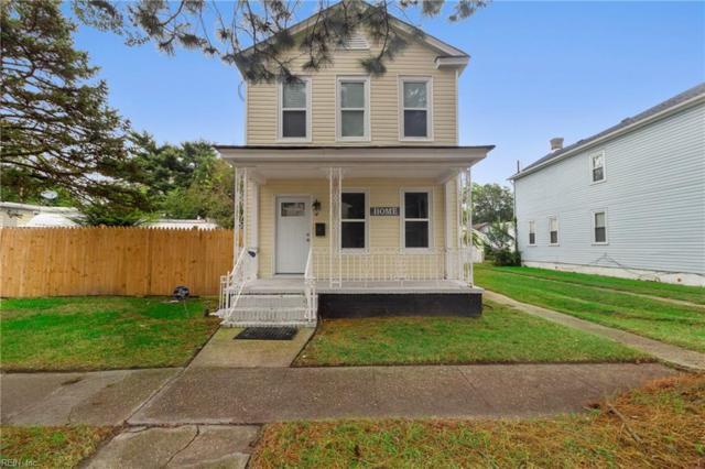 1415 Richmond Ave, Portsmouth, VA 23704 (#10219257) :: Atkinson Realty
