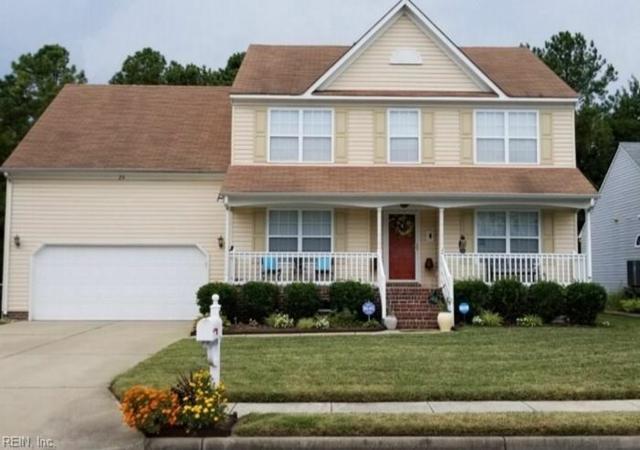 20 Pelican Shores Dr, Hampton, VA 23666 (#10219277) :: Berkshire Hathaway HomeServices Towne Realty