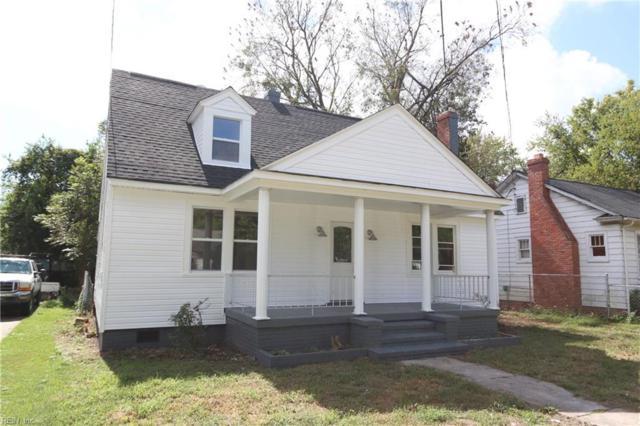 441 Chapel St, Hampton, VA 23669 (#10219350) :: Berkshire Hathaway HomeServices Towne Realty