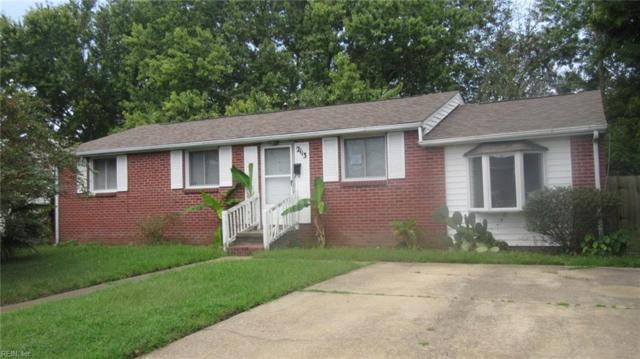 2113 Andrews Blvd, Hampton, VA 23663 (#10219414) :: Abbitt Realty Co.
