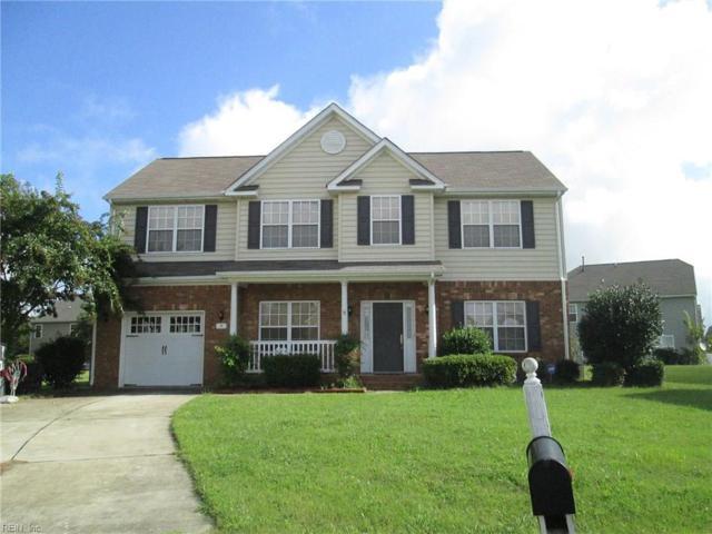 9 Hawkstone Cv, Hampton, VA 23669 (#10220437) :: Atkinson Realty