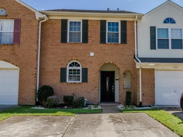339 Westview Dr, Hampton, VA 23666 (#10220536) :: Abbitt Realty Co.