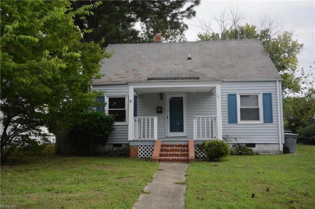 703 Ida St, Hampton, VA 23669 (MLS #10220709) :: Chantel Ray Real Estate