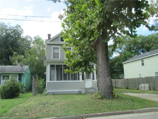 1414 Lansing Ave, Portsmouth, VA 23704 (#10220913) :: Atkinson Realty