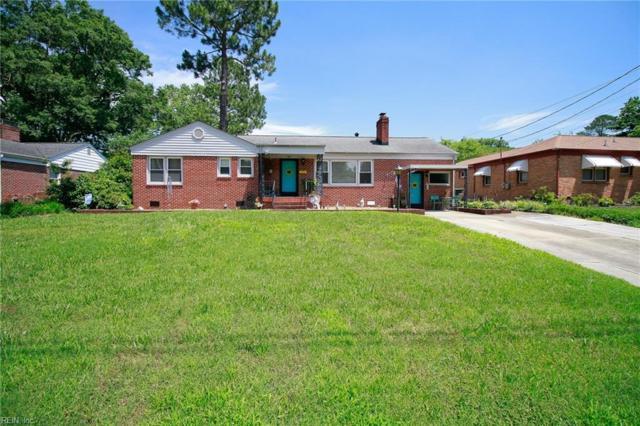 68 Wheatland Dr, Hampton, VA 23666 (#10220947) :: Berkshire Hathaway HomeServices Towne Realty