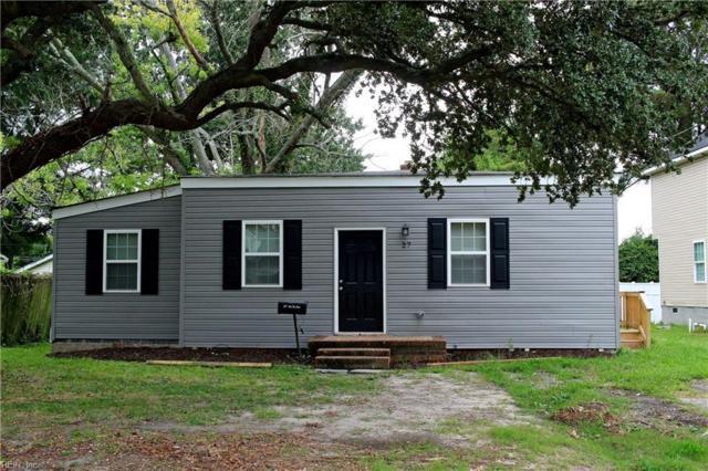 27 Old Fox Hill Rd, Hampton, VA 23669 (#10221114) :: The Kris Weaver Real Estate Team