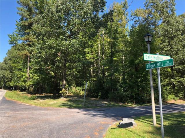 101 Dale Hollow Dr, York County, VA 23692 (#10221159) :: Reeds Real Estate