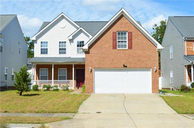 329 Bexley Park Way, Newport News, VA 23608 (#10221229) :: Abbitt Realty Co.