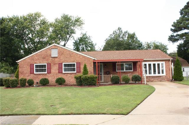 53 Nathan St, Hampton, VA 23669 (MLS #10221232) :: Chantel Ray Real Estate