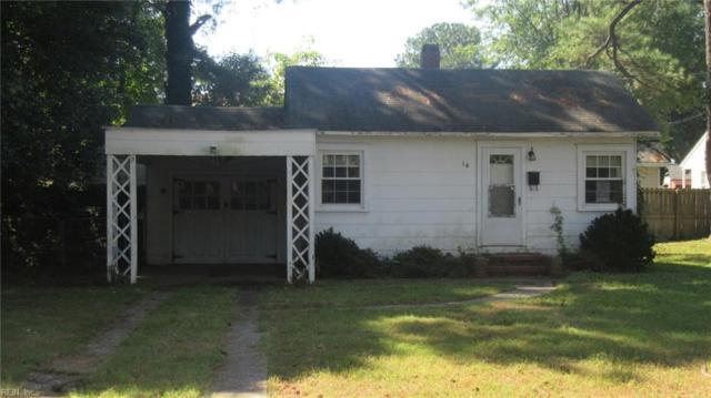 14 Davis St, Portsmouth, VA 23702 (#10221269) :: Abbitt Realty Co.