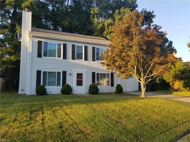 11 Eastbriar Ct, Hampton, VA 23666 (#10221792) :: Berkshire Hathaway HomeServices Towne Realty