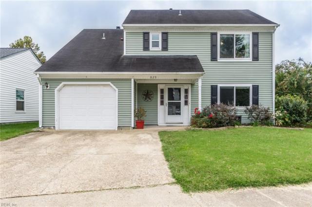 829 Maitland Dr, Virginia Beach, VA 23454 (#10222012) :: The Kris Weaver Real Estate Team