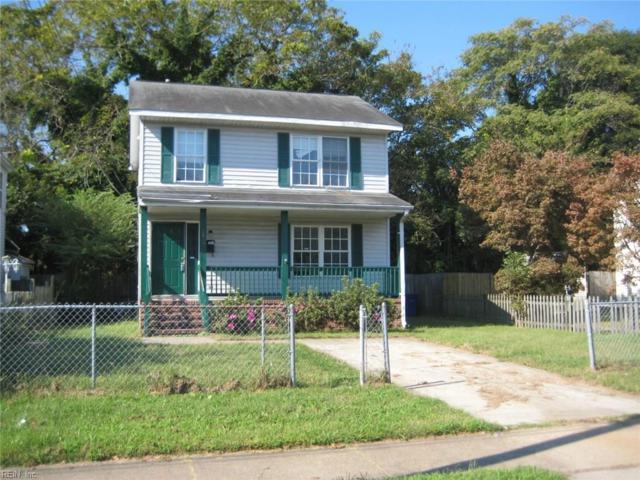 1805 Madison Ave, Newport News, VA 23607 (#10222144) :: Abbitt Realty Co.