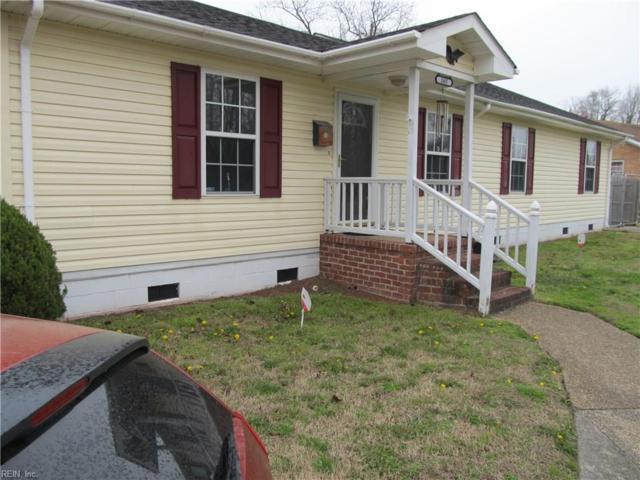 165 Choate St, Portsmouth, VA 23707 (#10222410) :: Abbitt Realty Co.
