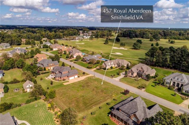 457 Royal Aberdeen, Isle of Wight County, VA 23430 (#10222514) :: The Kris Weaver Real Estate Team