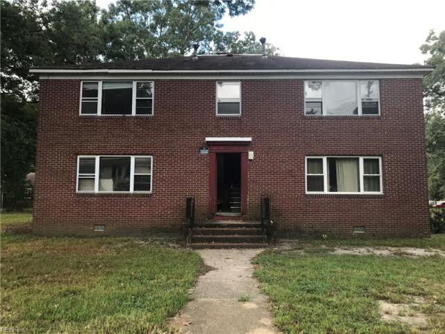 101 Nicholson St, Portsmouth, VA 23702 (#10222702) :: The Kris Weaver Real Estate Team
