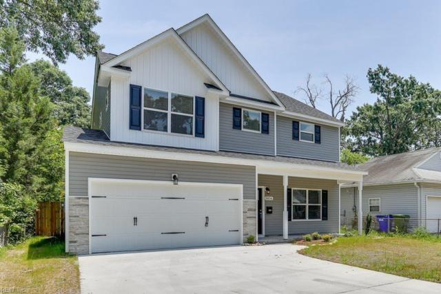 921 Johnstons Rd, Norfolk, VA 23513 (#10222711) :: Abbitt Realty Co.