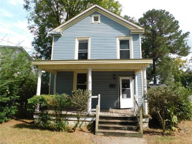 406 S High St, Franklin, VA 23851 (#10222788) :: Atlantic Sotheby's International Realty