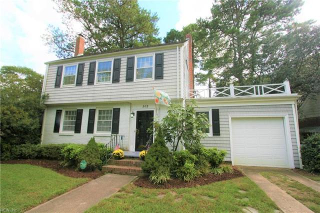 503 Talbot Hall Rd, Norfolk, VA 23505 (#10222860) :: Berkshire Hathaway HomeServices Towne Realty