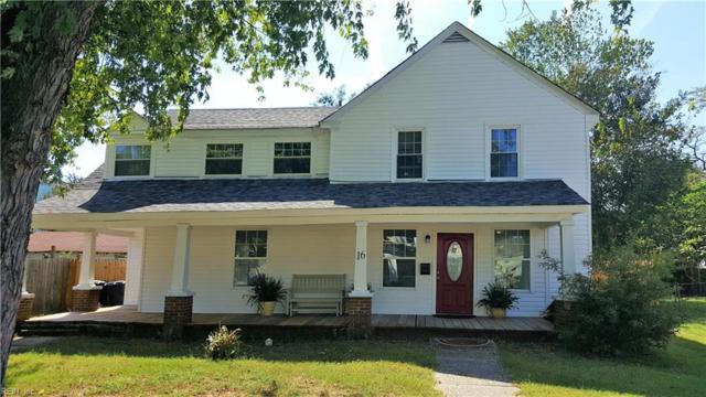 16 Channing Ave, Portsmouth, VA 23702 (#10222899) :: The Kris Weaver Real Estate Team