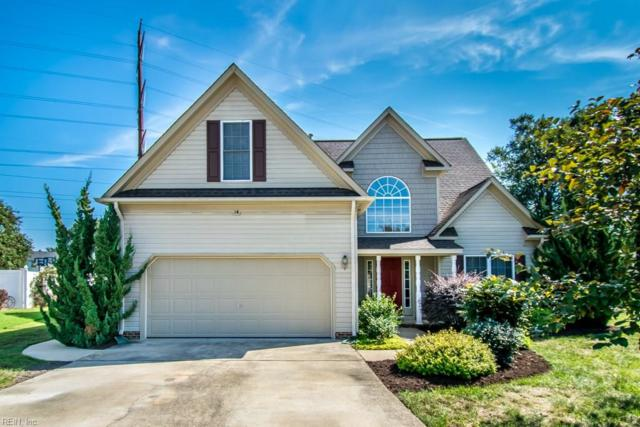 14 Locksley Dr, Hampton, VA 23666 (#10222949) :: Abbitt Realty Co.