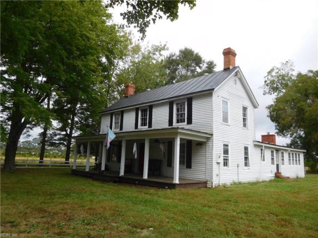 11883 John Clayton Mem. Hwy, Mathews County, VA 23128 (#10223002) :: Abbitt Realty Co.