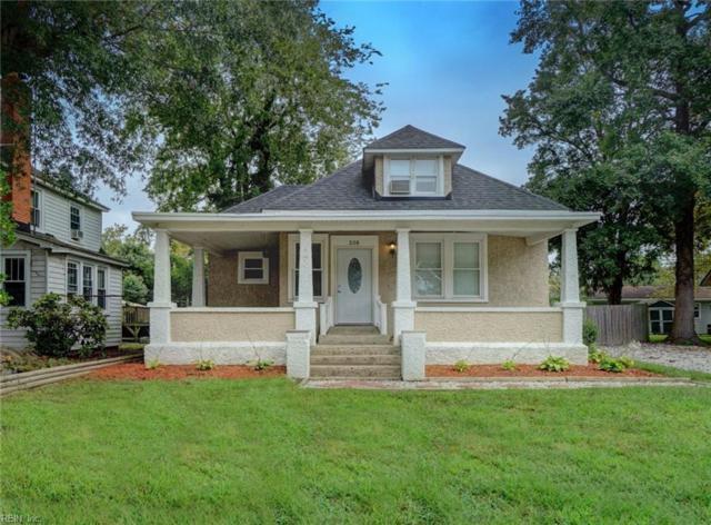 208 Locust Ave, Hampton, VA 23661 (#10223080) :: Berkshire Hathaway HomeServices Towne Realty