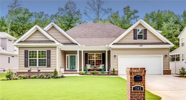 1343 Auburn Hill Dr, Chesapeake, VA 23320 (#10223110) :: Abbitt Realty Co.