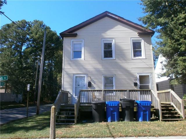 648 Hamilton Ave, Portsmouth, VA 23707 (#10223143) :: Berkshire Hathaway HomeServices Towne Realty