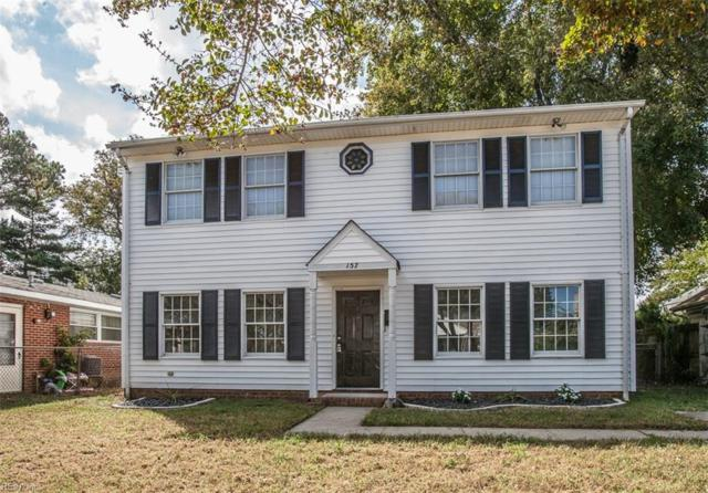 157 Dupre Ave, Norfolk, VA 23503 (#10223151) :: Berkshire Hathaway HomeServices Towne Realty