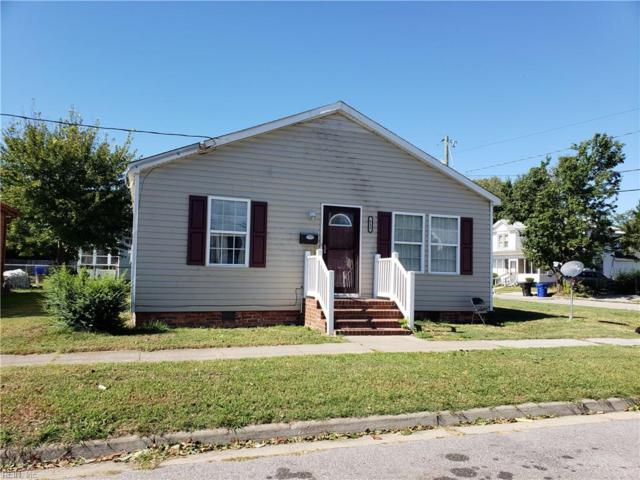 612 Oak St, Portsmouth, VA 23704 (#10223251) :: Abbitt Realty Co.