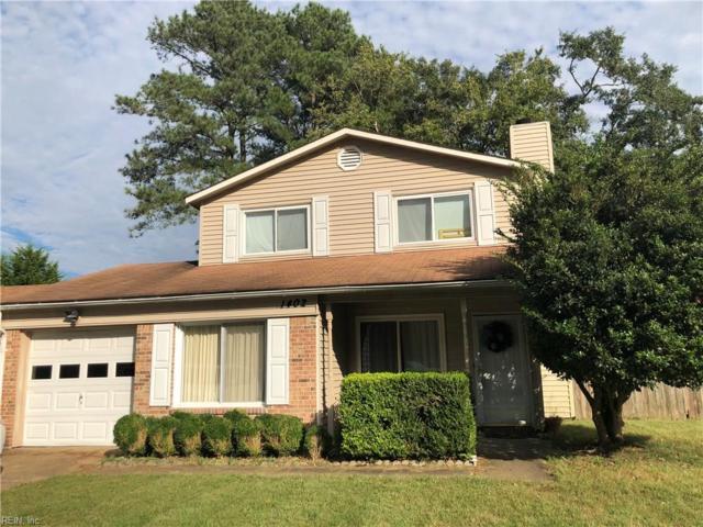 1402 Chickadee Ln, Virginia Beach, VA 23454 (#10223355) :: Coastal Virginia Real Estate