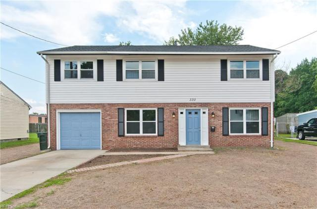 330 Fort Worth St, Hampton, VA 23669 (#10223372) :: Abbitt Realty Co.