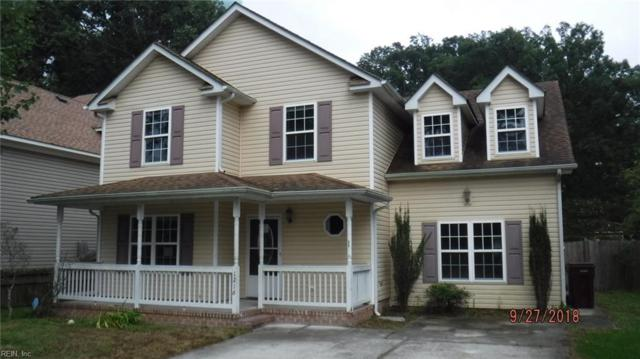 1216 Elder Ave, Chesapeake, VA 23325 (#10223382) :: Abbitt Realty Co.