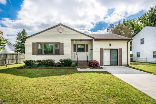 825 Churchill Ter, Hampton, VA 23666 (#10223423) :: Berkshire Hathaway HomeServices Towne Realty