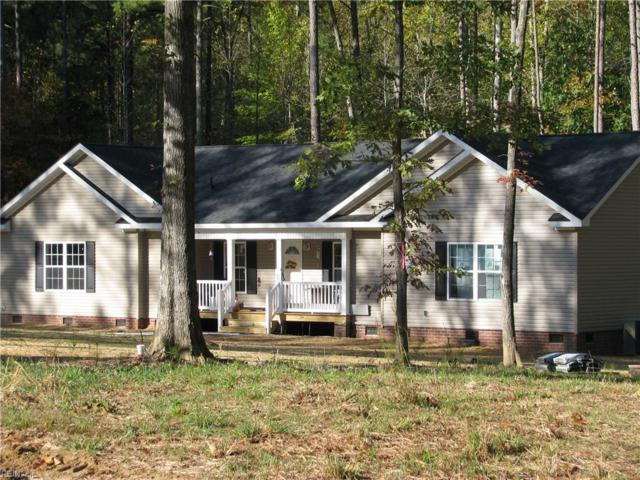 12 Acs Warrique Rd, Southampton County, VA 23866 (#10223458) :: Abbitt Realty Co.