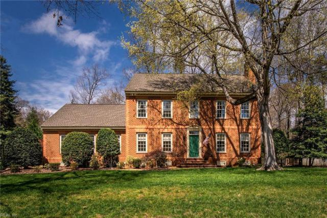 116 Captaine Graves, James City County, VA 23185 (#10223532) :: Berkshire Hathaway HomeServices Towne Realty