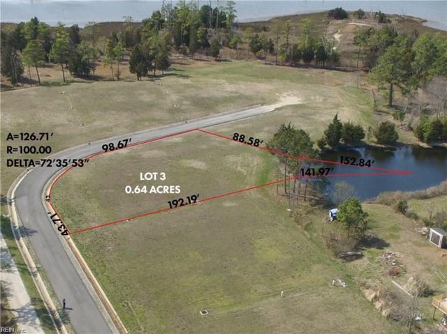 Lot 3 Dove Point Trl, Poquoson, VA 23662 (#10223597) :: Berkshire Hathaway HomeServices Towne Realty
