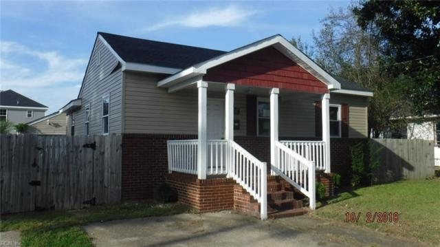 3232 Knox St, Portsmouth, VA 23704 (#10223629) :: The Kris Weaver Real Estate Team